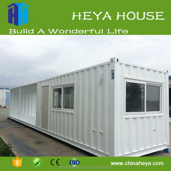 Container Van House Architectural Designs
