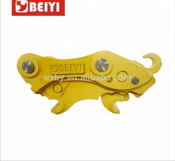 Beiyi Quick hitch for 10-40 Ton excavator