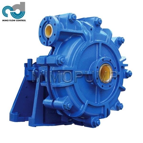 Centrifugal Horizontal Diesel Engine Drive Mud Pump