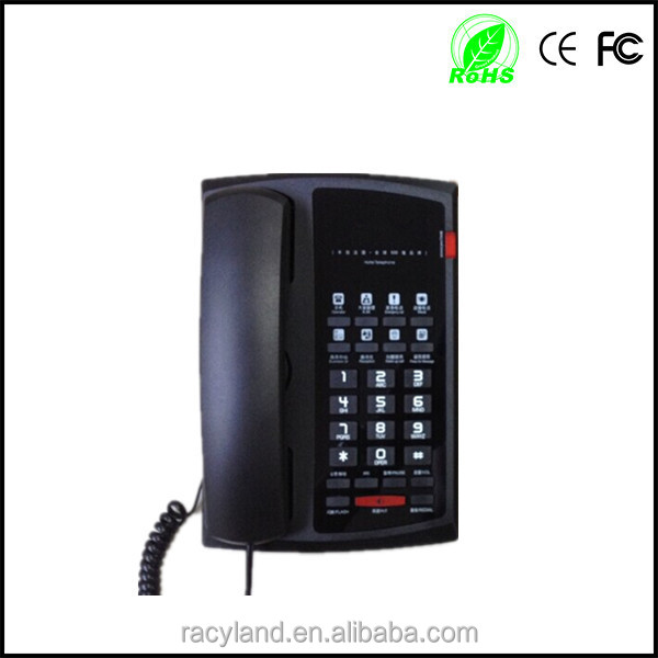 brand hotel star telephone phone sets flash telephone corded in bedroom