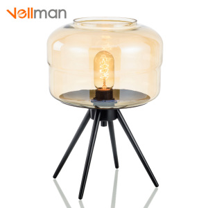 Vellman home goods crystal table lamps glass lampshades for table lamps
