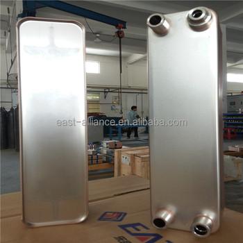 Brazed Plate Heat Exchanger For Air Compressor - Buy Brazed Plate ...