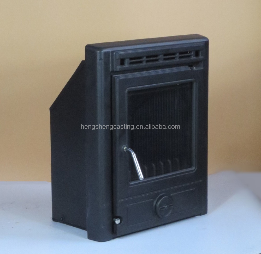 15KW CE certificates high quality europe style large size decorative wood pellet stoves inserts HS-X15