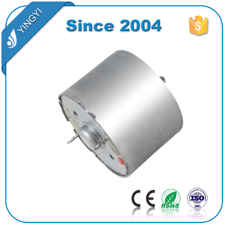 Security lock high torque low rpm small dc electric motors 6v