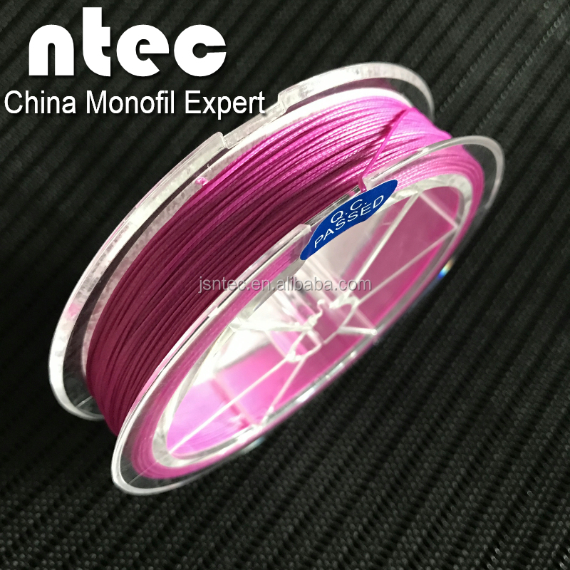 wholesale japan Multifilament pe braided fishing line 4 strands 300 meters braided wire line free shipping