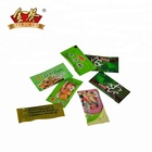 Sushi Green Wasabi Paste Seasoning Ingredients In Sachet