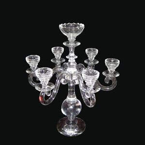 MH-Z0055 table top chandelier centerpieces wedding decoration