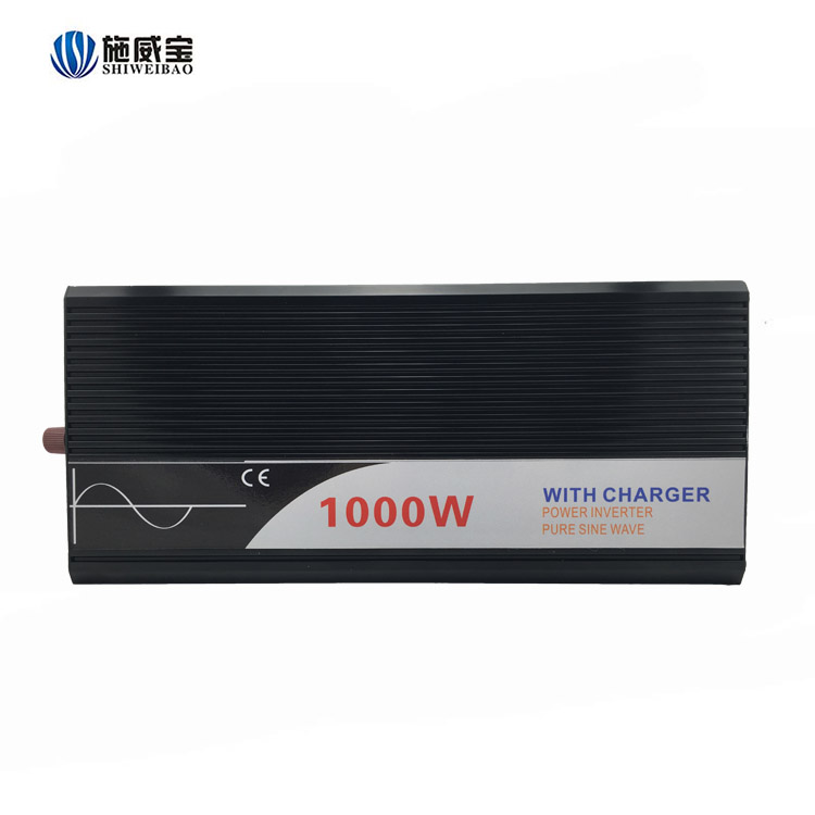 1000w 12v 220v Pure Sine Wave Inverter UPS With Charger