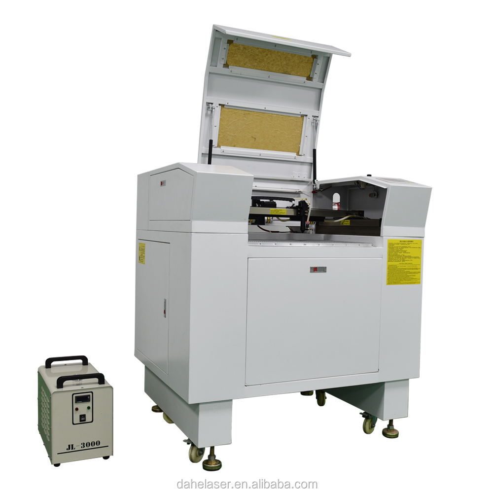 high quality 60w laser cutting machine / 900 * 600 laser cutter LM-9060