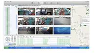 Gps 3g Wifi 4ch Mdvr/ Vehicle Mobile Dvr With Free Cms Software ...