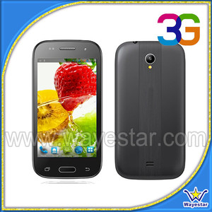 Wholesale Cheapest Price Original SC7715 Single Core 3G Smart Android Mobile Phone Market in India