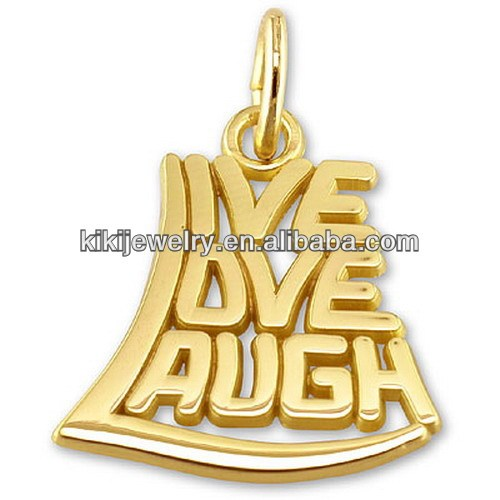 Charm Live Love Laugh Source Quality Charm Live Love Laugh From