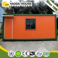 Cheap Price Ready Made Prefab Container Garden House Storage