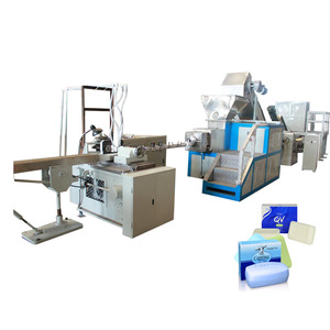 Price of soap making machine 800kg/h soap equipment production line (CE certified with price competitive )