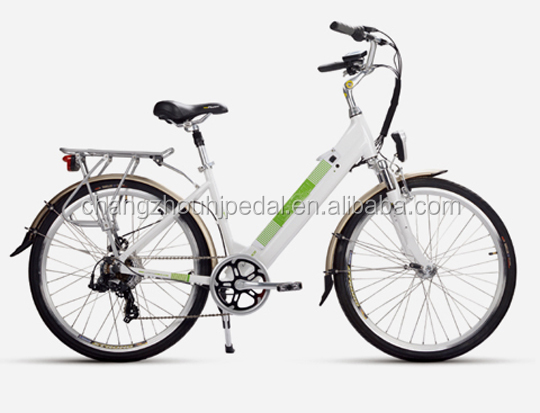 Electric bicycle / el-cykel / Elektro-Fahrrad/elektrische fiets with 250W bafang motor and 36V13.6ah lithium battery for Europea