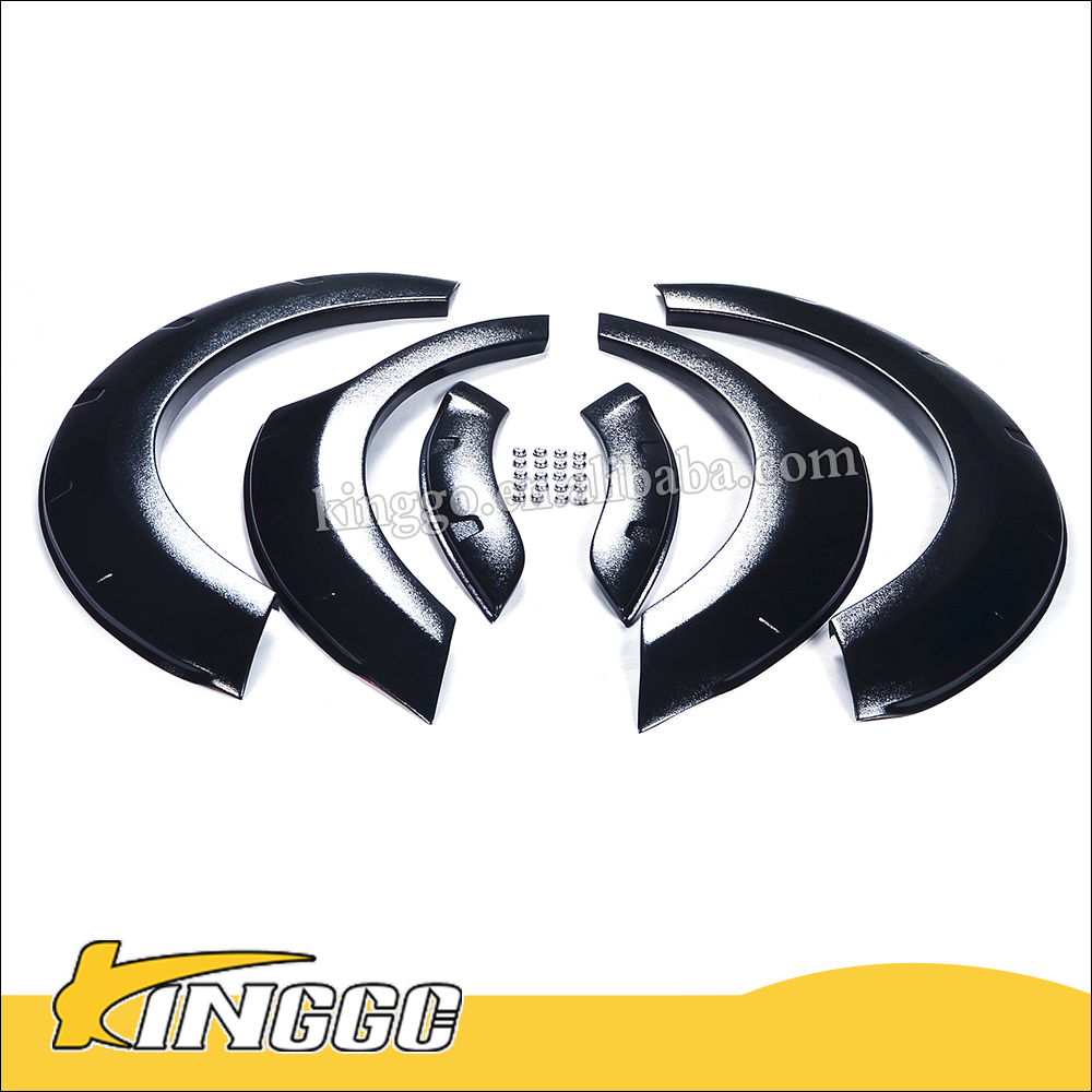 best selling car accessories ABS wheel truck arch fender flares for FORD
