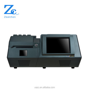 EXF8200 jewellery's purity Usage Gold Purity Testing Machine Price