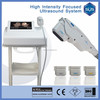 5 Cartridges High Intensity Focused Ultrasonic Hifu Machine For Skin Tightening