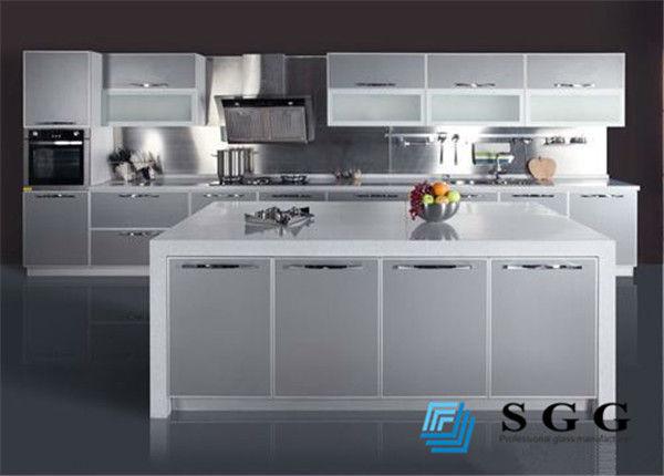 Muebles de cocina con vidrio esmerilado 20170715143126 - Vidrio templado cocina ...