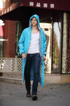 a5885ddd4b48c Adult Foldable Waterproof Hooded Long Rain Jacket Raincoat Raincoats For  Adult Men raincoat poncho style