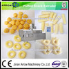 Inflating onion ring snacks food production line