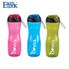 Flip Top Portable Children School Kids Water Bottle