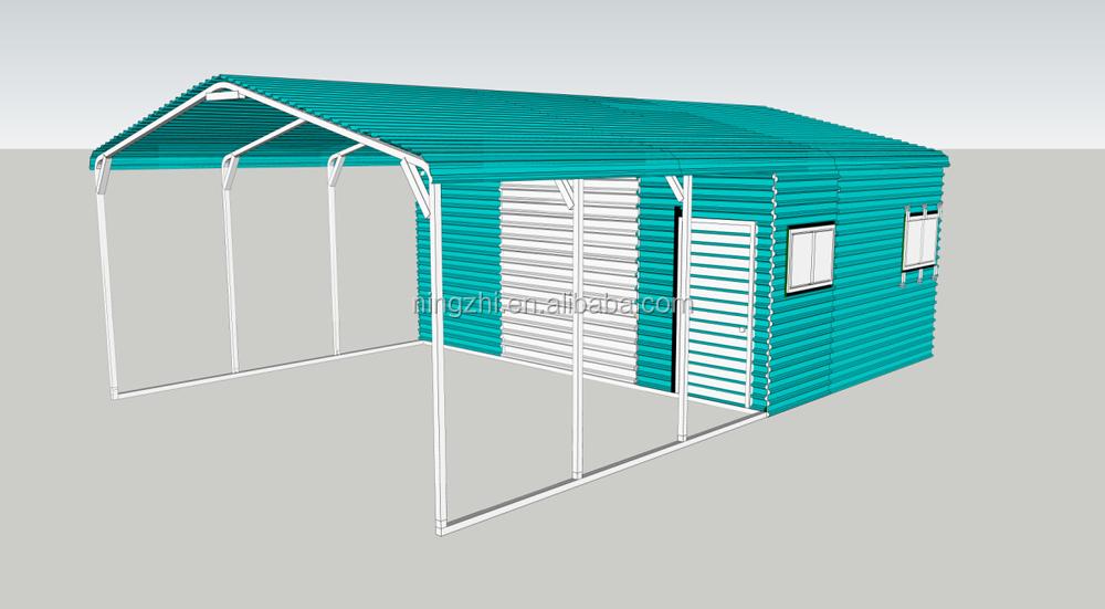 Steel Tubular Framing Carports And Aluminum Carport Panels Buy Metal Frame Carport Aluminum Carport Panels High Snow Load Carport Product On Alibaba Com