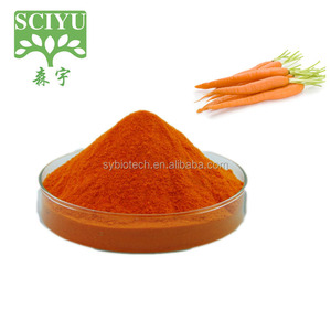 1%-30% Beta-Carotene 100% Natural Carrot Powder Extract