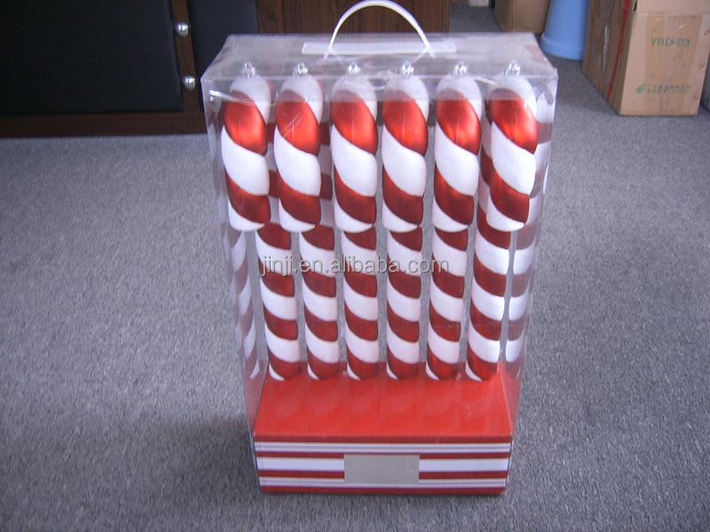 Plastic candy cane for large outdoor wholesale christmas decorations - Plastic Candy Cane For Large Outdoor Wholesale Christmas