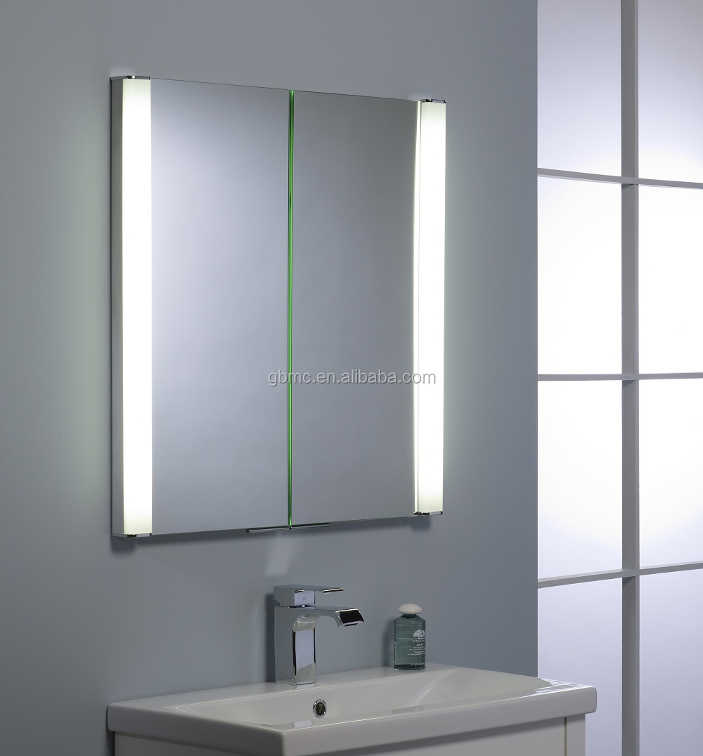 3mm factory price silver mirror glass for bathroom buy for Glass mirrors for bathrooms