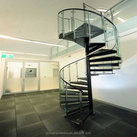 PRIMA Professional spiral stairs kits for wholesales