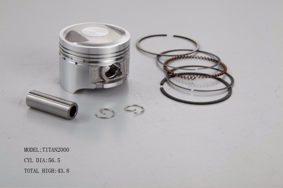 Motorcycle parts Piston Ring for TITAN 2000
