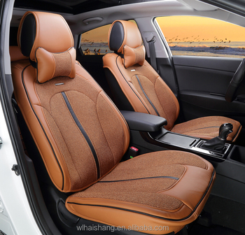 Car Accessories Interior Leather Car Seat Covers Design Auto Seat Cushion