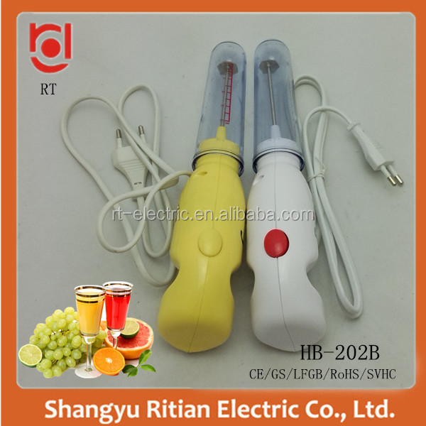 50ml handheld battery operated mini hand mixer