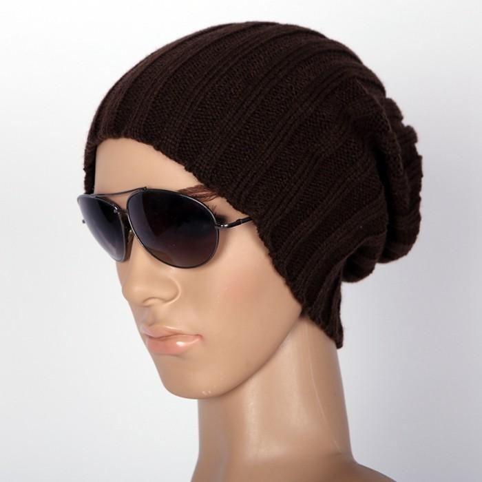 c7911956 2018 Hot Selling Fashion Men's Women's Acrylic Knit Beanie Fashion Knitting  Winter Hat Ski Caps
