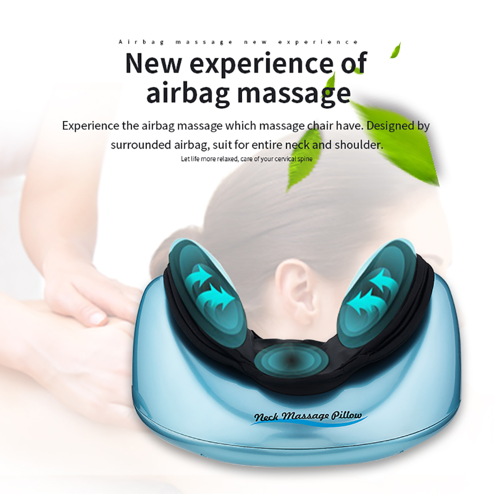 Full Back Electric Massager Shiatsu Massage Chair Mat Vibration Mat With Heat For Sale Bright Luster Massage & Relaxation