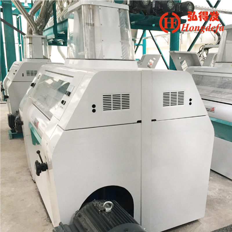 China quality flour roller mill small grain roller mill