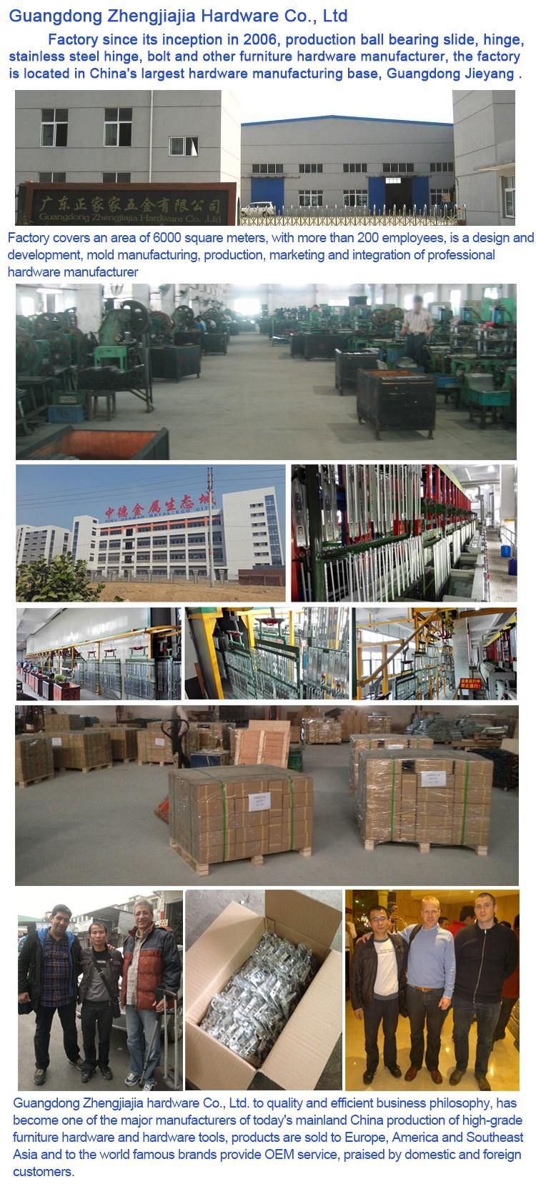 China Supplier Specials 95 Degree Keratin Mini Hinge