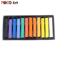 Hot Selling Non-Toxic Square Chalk 12 Colors Soft Pastel for Painting