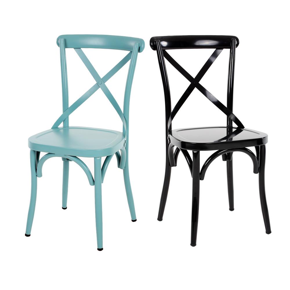 metall st hle gro handel m belideen. Black Bedroom Furniture Sets. Home Design Ideas