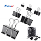Good Quality Custom Assorted Size Metal Black Binder Clips