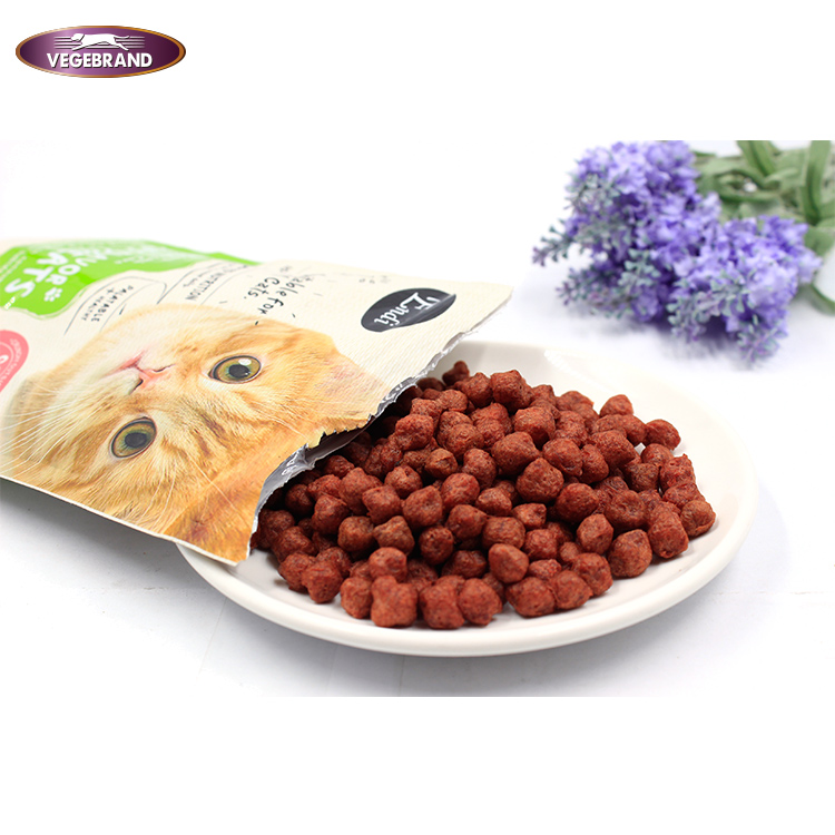 Natural Limited Ingredients Resealable Color Bags Wholesale Cat Dry Food