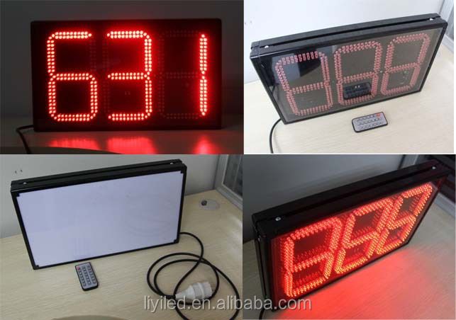Electronics New Products Remote Controller Number Display