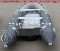 Newly design superior mini inflatable aluminium rib boat