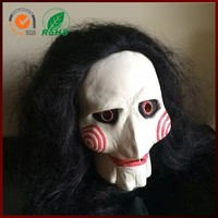 Hot sale sexy skull masquerade feather mask For Party 2016