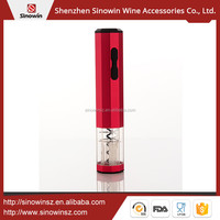Labor Saving Automatic Portable Wine Corkscrew Electric With Press Button