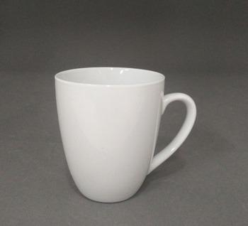 Whole 300ml Espresso Cup Plain White Coffee Mug