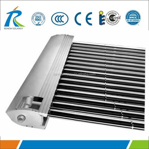 Heat Pipe Solar Water Heater Collector, heat-pipe vacuum tube solar collector