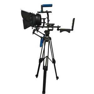 Professional Photography Matte Box Follow Focus Camera DSLR Rigs