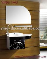 wall mounted corner bathroom stainless steel mirror bathroom cabinet